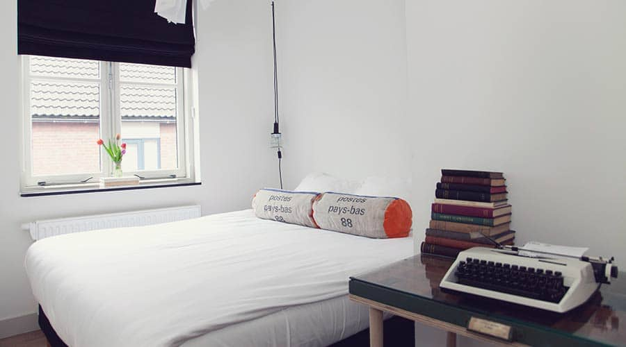 Become a writer and poet at the Hello I'm Local Hostel