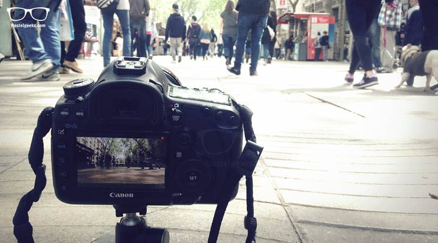 Photography walk for free with Meetup