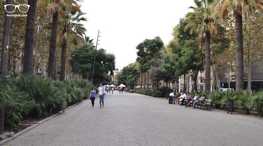Rambla del Raval - Free Things to do in Barcelona