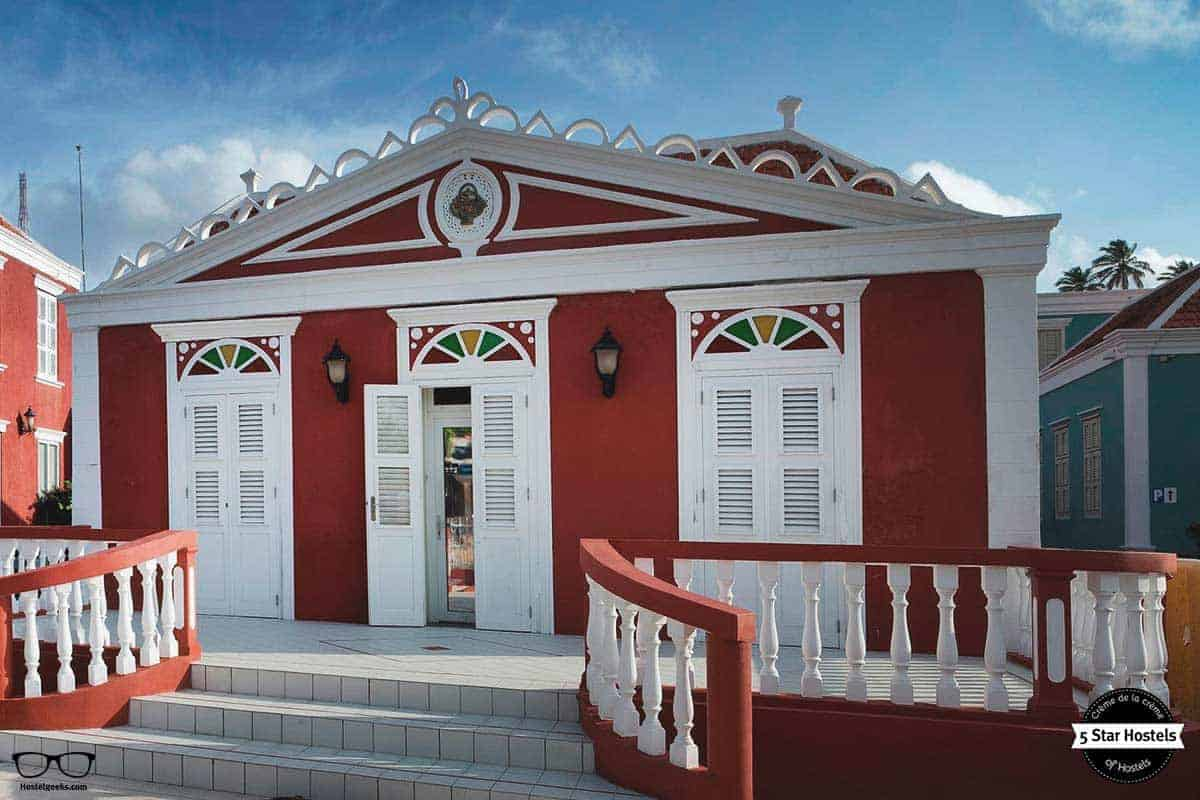 The Ritz Museum in Curacao