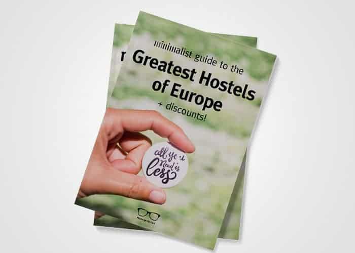 eBook Hostels in Europe