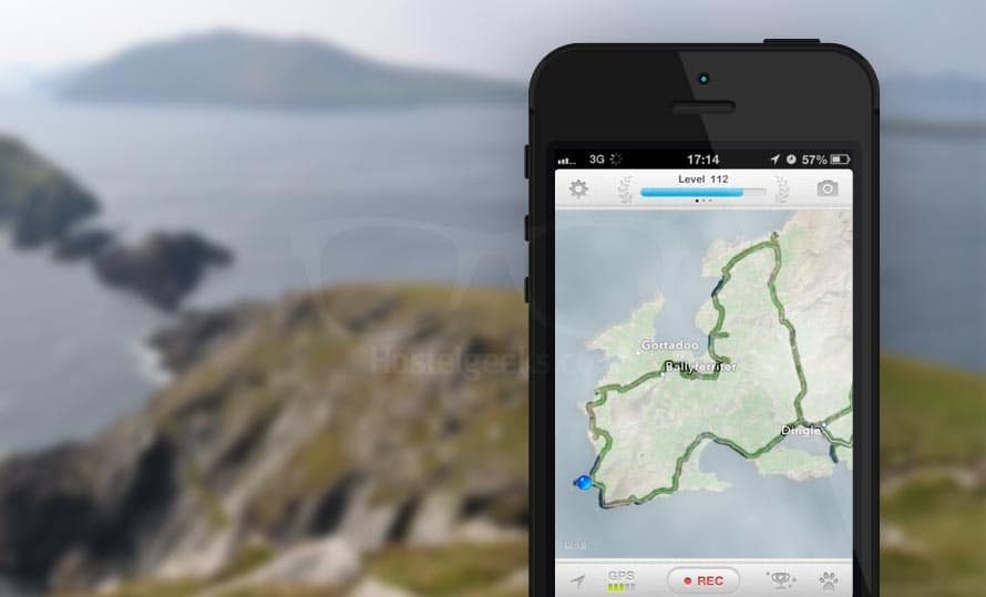 9 best travel apps on iphone for flashpacker only useful ones fog of world travel app for the iphone gumiabroncs Gallery