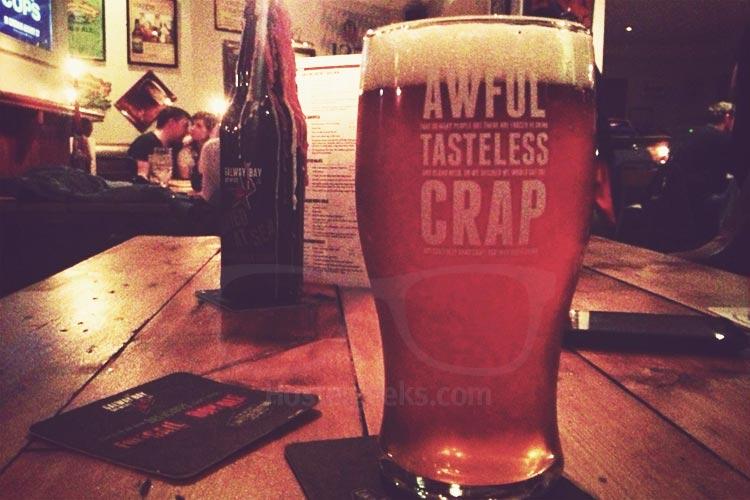 Awful Tasteless Crap in Dublin