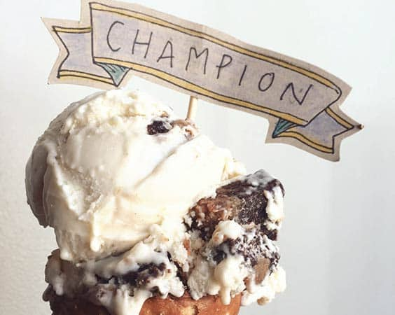 Crazy Ice cream: Ample Hills Creamery