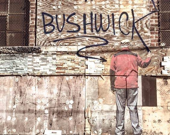 Activity: Bushwick Collective