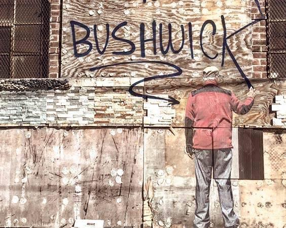 Activity: Bushwick Collective