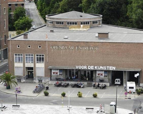 Openbaar Entrepot voor de Kunsten (OPEK): Art Place and Café