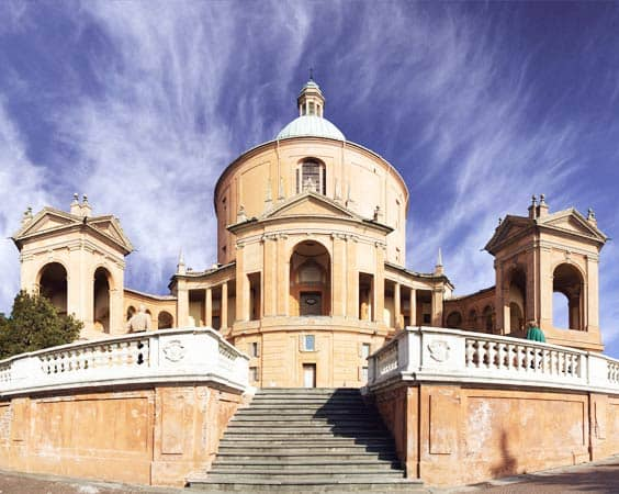 Sanctuary of the Madonna of San Luca in Bologna