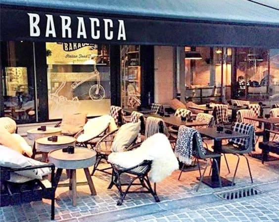 An amazing Italian restaurant: La Baracca