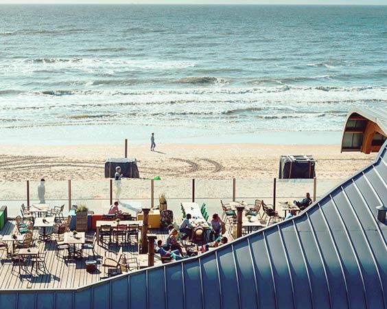 Ride to the beach: San Blas Beach Bar