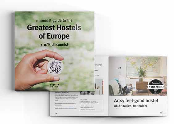 eBook Hostels in Europe