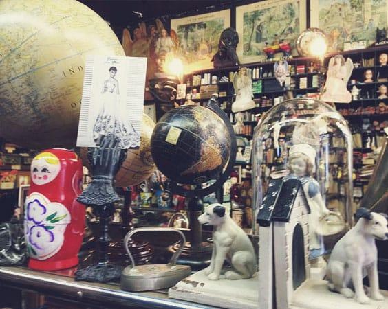 "Original gift shop: ""The Fallen Angels"""
