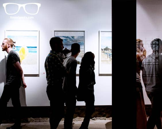 Channel your inner Warhol at First Thursdays