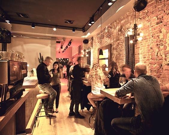 Fortuyn - Restaurant in Industrial Decor