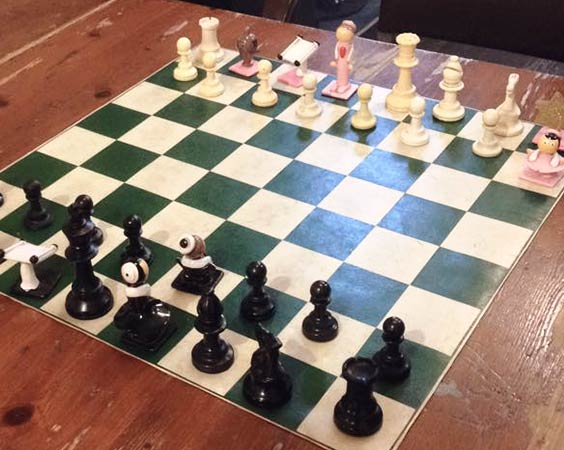 Activity: Chess Forum