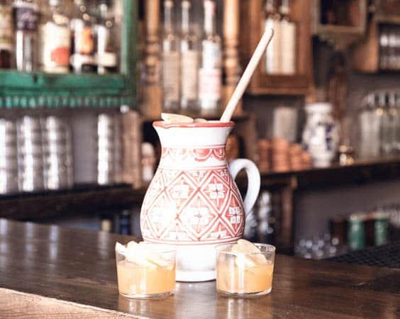 A cocktail Bar: Leyenda