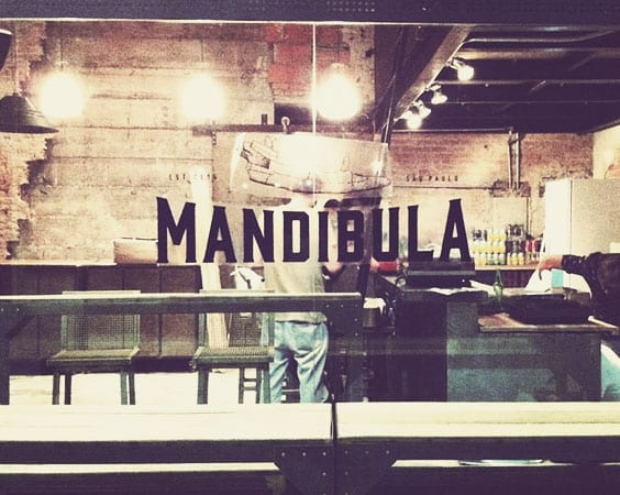 Local Bar: Mandibula Café and Bar