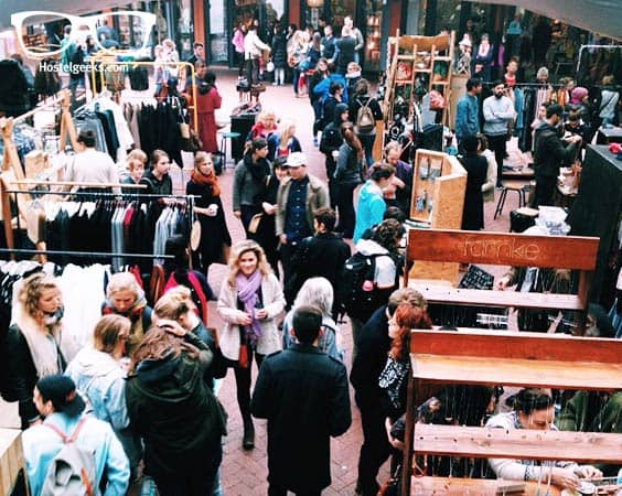 To market, to market - Neighbourgoods Market