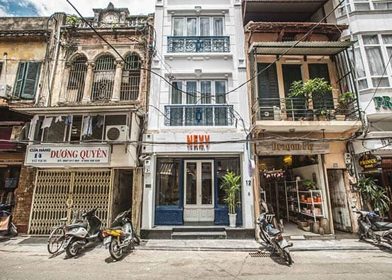 NEXY Hostel in Hanoi