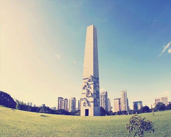 Extra Tip:Ibirapuera Park - Huge, green, vibrant