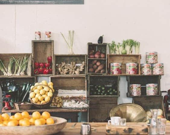 A cozy restaurant in Dublin: The Fumbally
