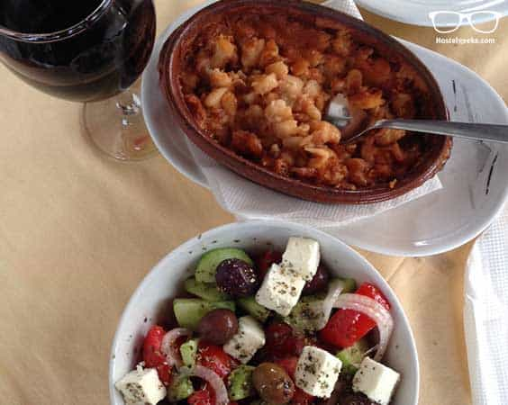 Toto Restaurant in Skopje