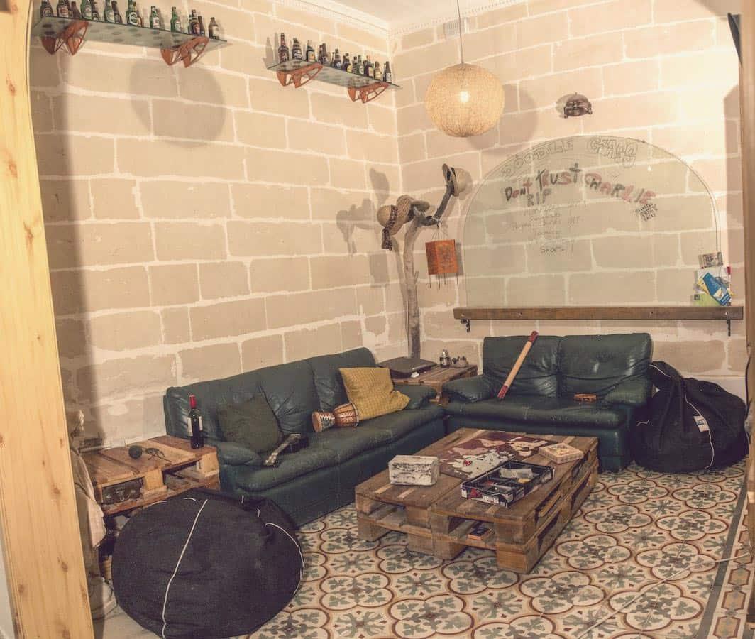 5 Star Hostel in Malta Sliema