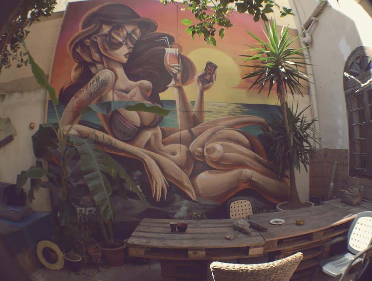 Design Hostel in Malta, Hostel Jones