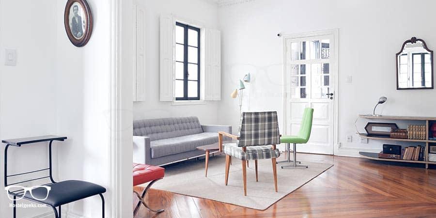 Design Hostel at its best: We Hostel Design