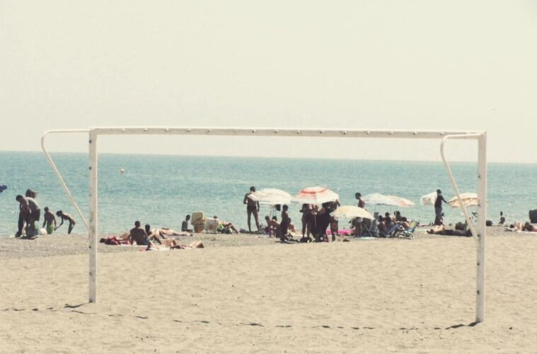 EXPELLIARMUS - Beach Soccer in Lagos, Portugal