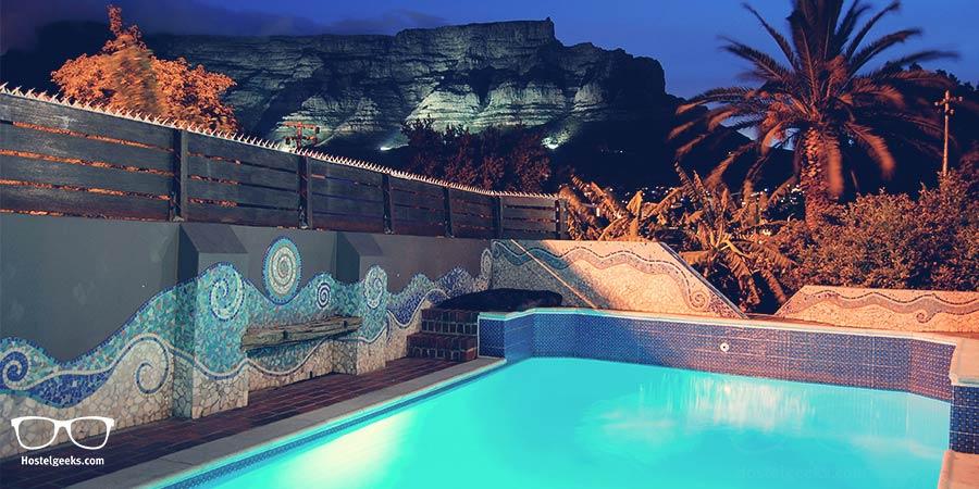 Einzigartig! Das TheBackpack Hostel in Kapstadt