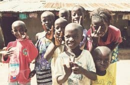 Gambia and my favorite part of it: The Children!
