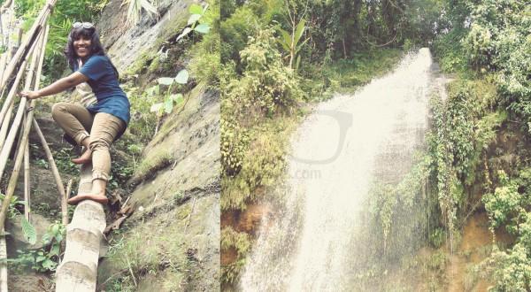 Climbing 300 feet high in Bangladesh