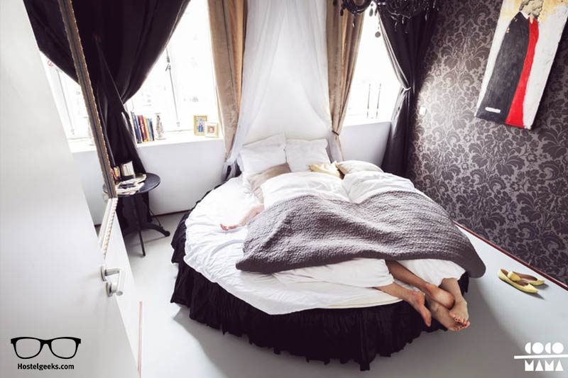 Boutique Hostel Amsterdam - time to get up?