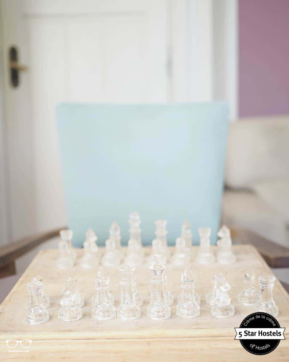 Who's up for a chess battle?