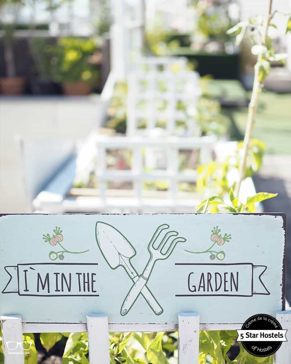 If you're looking for the gardener, or the bar tender...