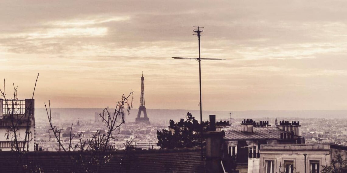 Surprise! Falling in Love with Paris