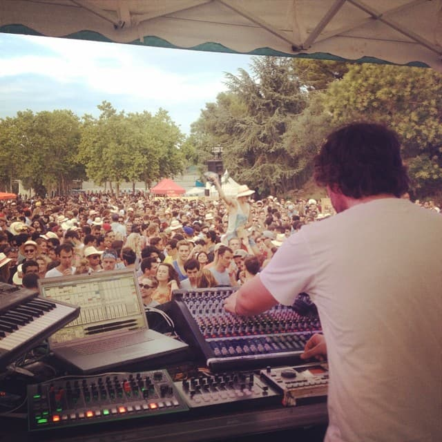 Piknik Electronic in Barcelona