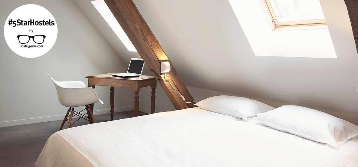 Lille Gastama Hostel in Lille, 5 Star Hostel in Industrial Design