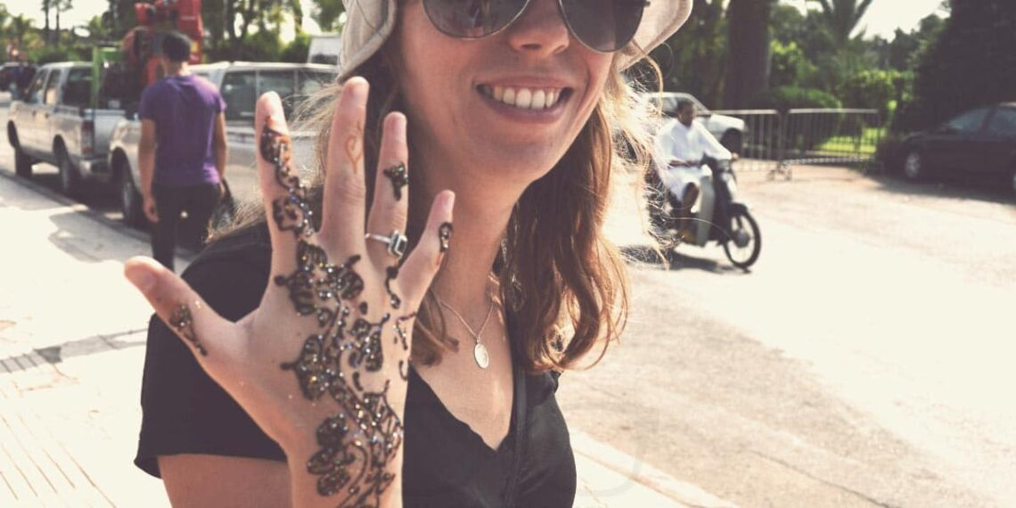 Free Henna Tattoos For 100 Dirham - Marrakesh