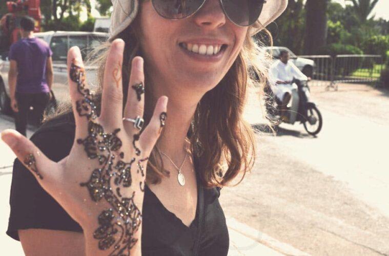 Free Henna Tattoos For 100 Dirham - Marrakesh