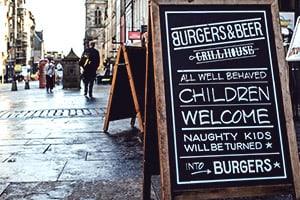 Geheimtipps für Edinburgh