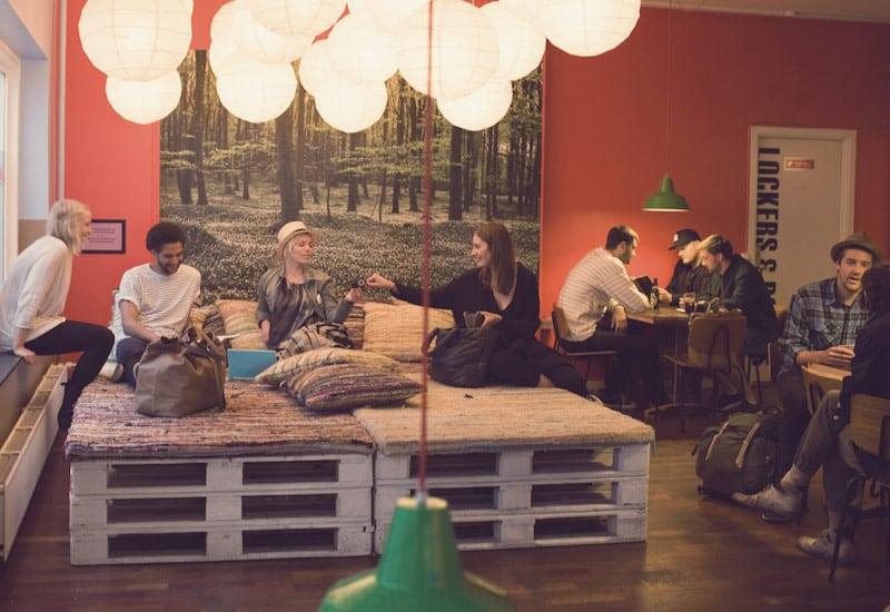 Fantastic Sustainable Practices at Copenhagen Downtown Hostel