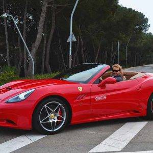 Drive a kick-ass Ferrari