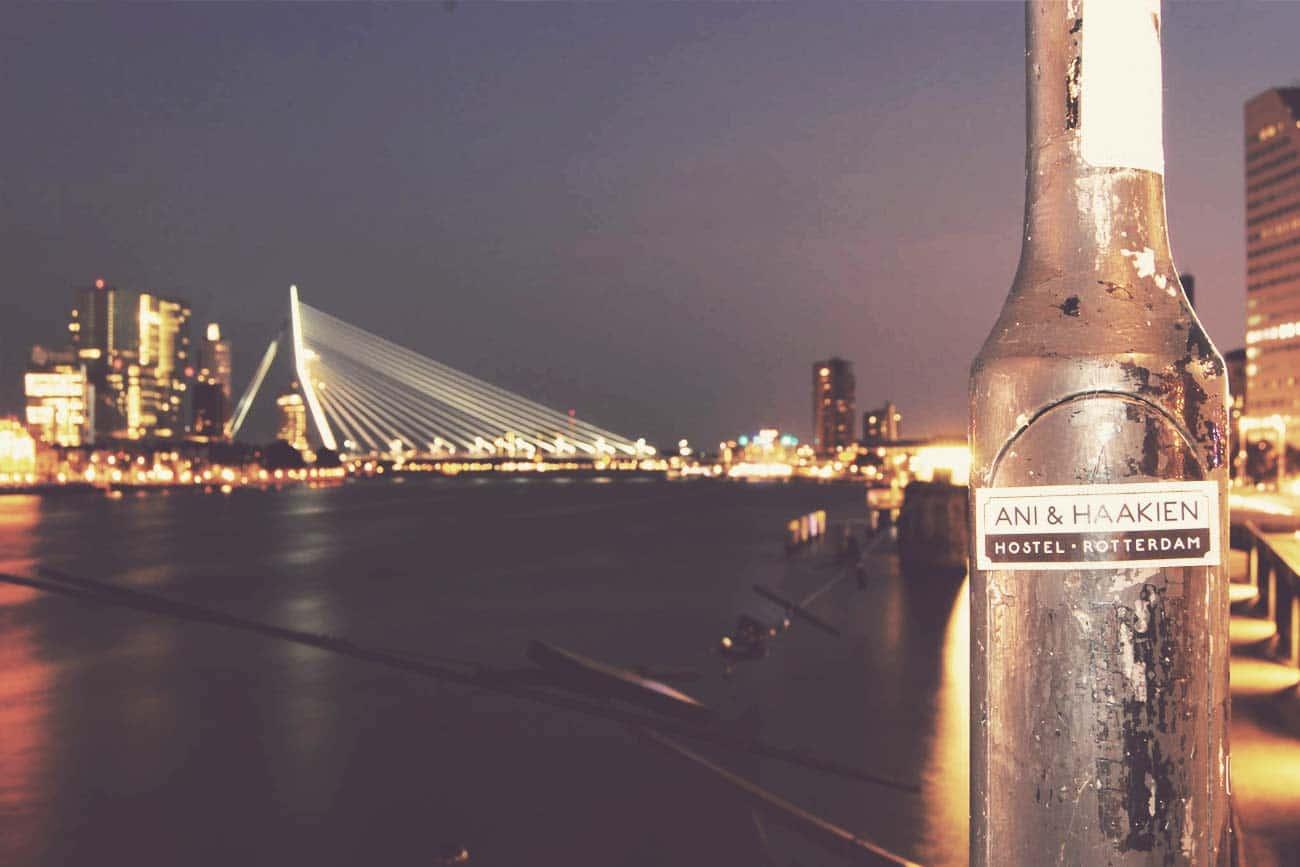 5 Geheimtipps für Rotterdam - Zwischen Industrie und Cocktail Bar