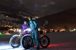 Fat-Bike with Ninja - my 3h Stars Tour in the Italian Alta Badia
