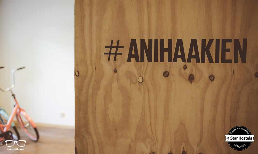 Bike Rental and Hashtag - #AniHaakien