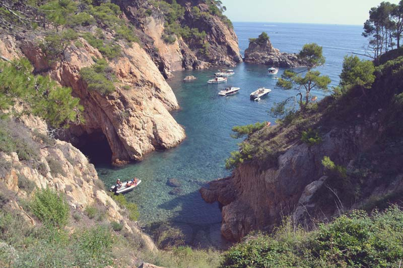 Costa Brava Travel Story