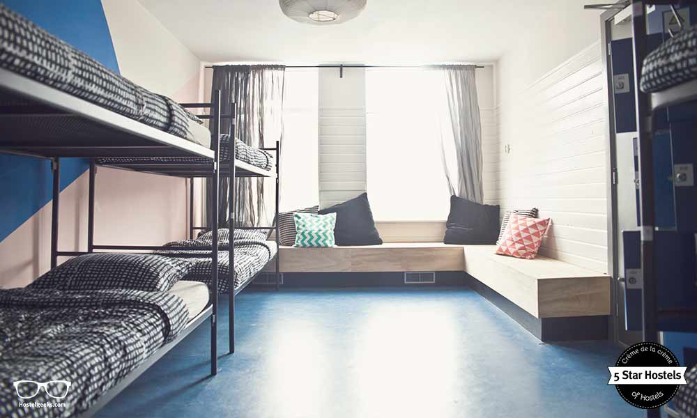 Ani haakien hostel in rotterdam full review 2018 video for Room decor ideas in hostel