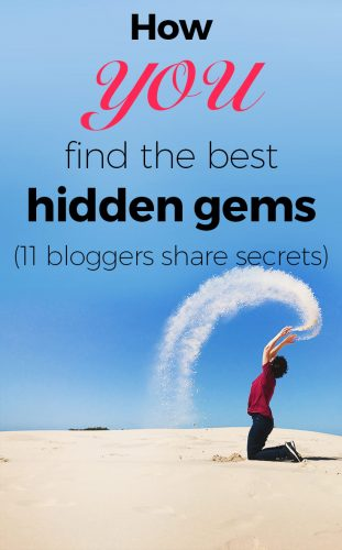How to find Great Travel Tips? 11 Travel Bloggers share their Secrets